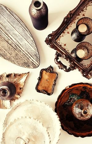 rustic home decorating accessories